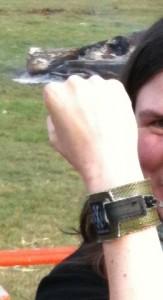 Armband-Portemonnaie von k&k Piratebusiness